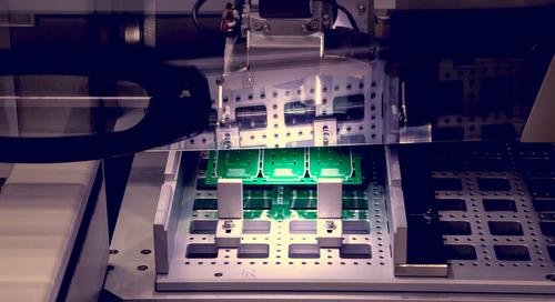 Mit Altium Designer können Sie die Nutzenerstellung für Ihre PCBs noch schnell vor dem Mittagessen erledigen