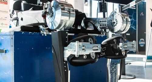 Project March vom Dream-Team der Delft Technical University entwickelt wettbewerbsfähiges Exoskelett