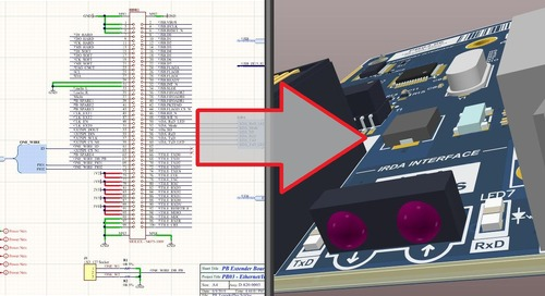 How to Create a PCB Layout from a Schematic in Altium Designer