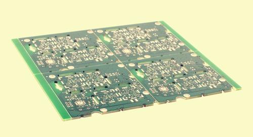 Concesiones en costos de fabricación con placas de circuito impreso de material FR4