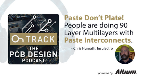Paste Interconnects and Paste Sintering with Chris Hunrath from Insulectro
