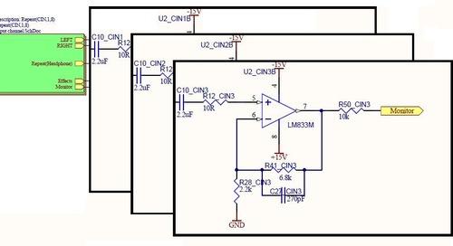 More than a Right-Click Menu Multi-Channel PCB Design