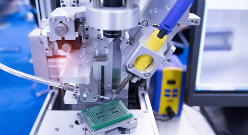 PCB Production for Industry Manufacturing with Supplier Information