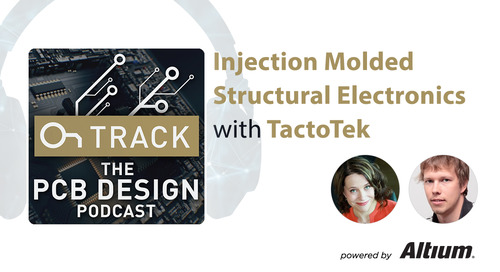 Injection Molded Structural Electronics and Designing in a 3D Space