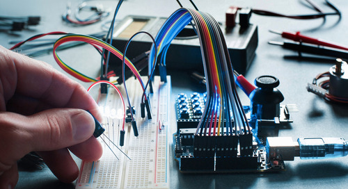 Differences Between Hardware Design for Hobbyists and Commercial Applications