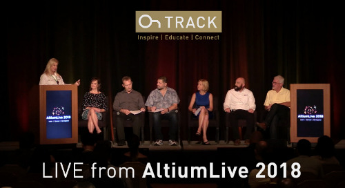 AltiumLive 2018 Panel Discussion with Experts from PCB Supply Chain