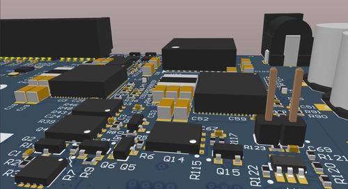 Optimizing Design Output Files for Large Batch Production