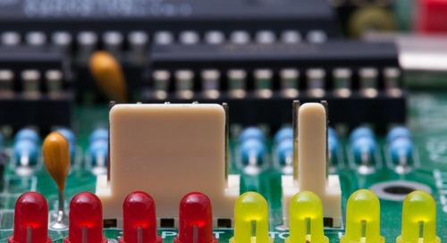 Listen to the Baby: Use Circuit Board Visual Indicators for Serviceability