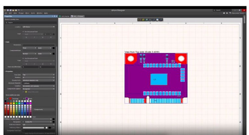 How To Show The Topology of Your Board on Your Draftsman Assembly View in Altium Designer 19