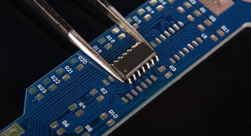 Utilisation de modèles d'empreintes conformes aux normes IPC