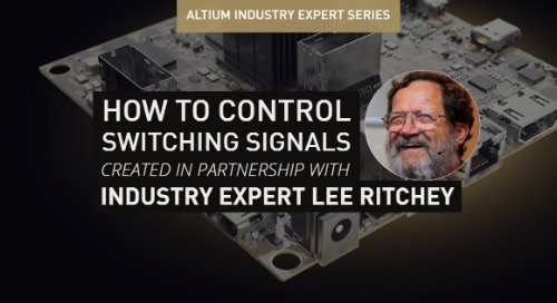 How to Control Switching Signals with Terminations for Best Signal Quality