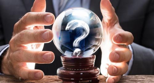 Cinque predizioni sulla tecnologia del 2019 — la decade della rottura