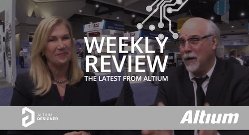 Weekly Digest: Altium at IPC Apex Expo Week in Review
