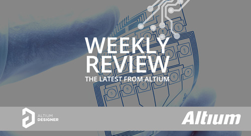 Weekly Digest: Printed Electronics and PCB Design