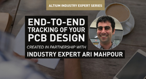 End-to-End Tracking of Your PCB Design