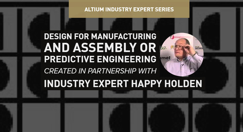 Design for Manufacturing and Assembly (DFM/A) or Predictive Engineering