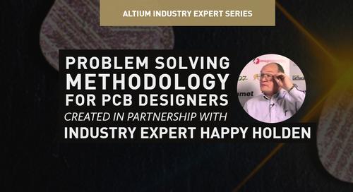 Problem Solving Methodology for PCB Designers