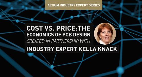 Cost vs. Price:The Economics of PCB Design