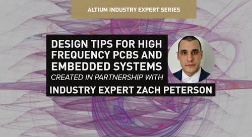 Design Tips for High Frequency PCBs and Embedded Systems