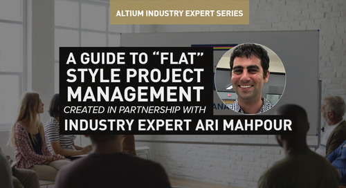 """Flattening Your Workflow: A Guide to """"Flat"""" Style Project Management"""