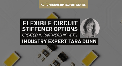 Flexible Circuit Stiffener Options