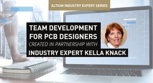 Team Development for PCB Designers