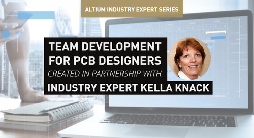 Team Development for PCB Designers