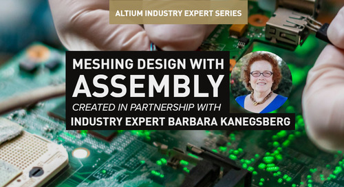 Meshing Design with Assembly