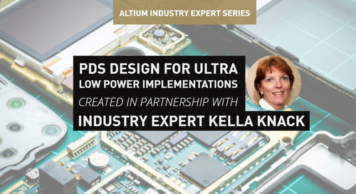 PDS Design For Ultra-low Power Implementations