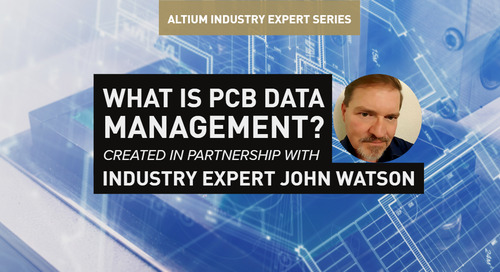 What is PCB Data Management?