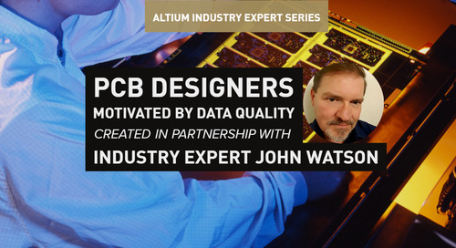 PCB Designers Motivated by Data Quality
