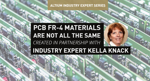 PCB FR-4 Materials Are Not All The Same