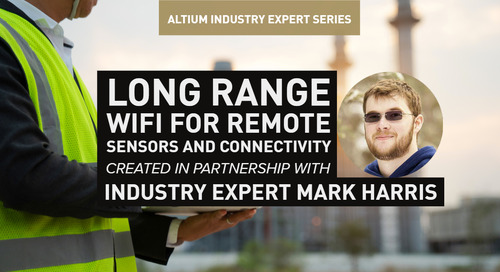 Long Range WiFi for Remote Sensors and Connectivity