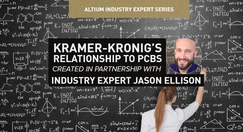 Kramer-Kronig's Relationship to PCBs