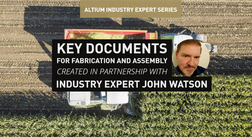 Key Documents for Fabrication and Assembly