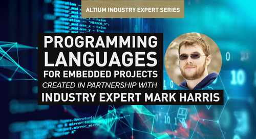 High Level Programming Languages for Embedded Projects