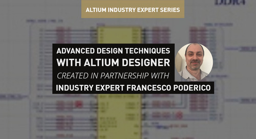 Advanced Design Techniques with Altium Designer