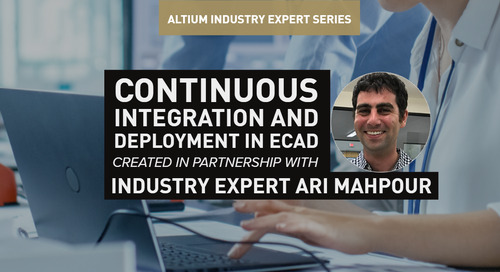 Continuous Integration and Deployment in ECAD