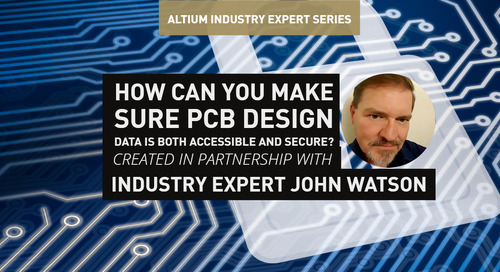 How Can You Make Sure PCB Design Data Is Both Accessible and Secure?
