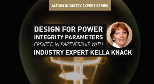 Best Methods For Design That Satisfies Power Integrity Parameters