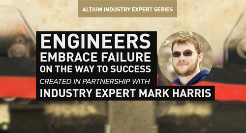 Engineers Embrace Failure on the Way to Success