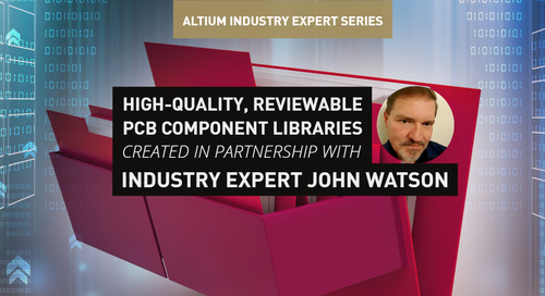 High-Quality, Reviewable PCB Component Libraries
