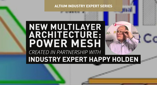 New Multilayer Architecture: Power Mesh