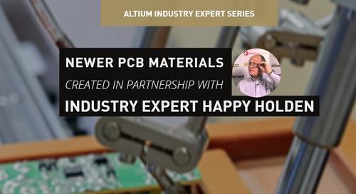 Newer PCB Materials