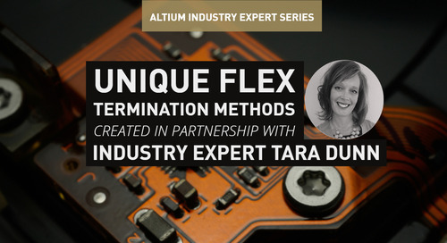 Unique Flex Termination Methods