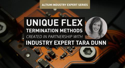 Unique Flex Termination Methods