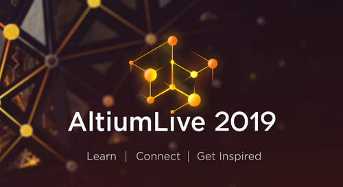 AltiumLive 2019: The Hat Trick