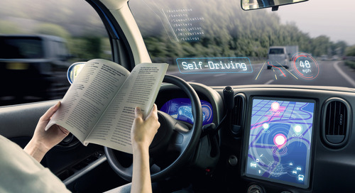 The Electronics Standards Landscape for Self-Driving Cars