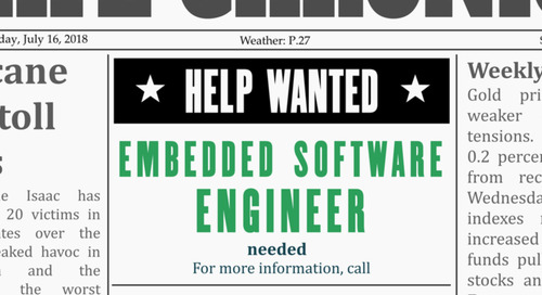 The Race to Hire Embedded Software Engineers in the Automotive Industry