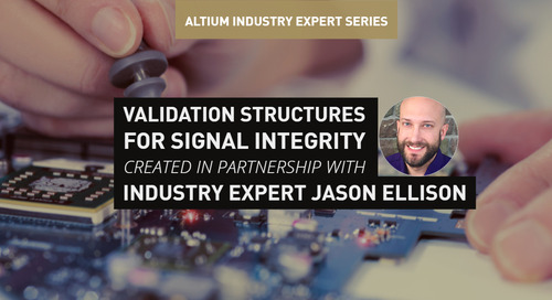 Validation Structures for Signal Integrity